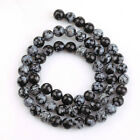 Natural Alabaster Gemstone Round Spaer Loose Beads One Strand (about 60pcs) 6mm