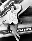 1959 MISS AMERICA Mobley ON EASTERN AIRLINES PHOTO