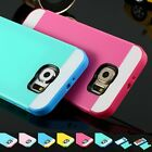 HOT FASHION MULTI TONE HYBRID SKIN CASE COVER FOR Samsung Galaxy S4 S IV I9500