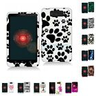 For Motorola Droid Mini XT1030 Design Hard Snap-On Rubberized Case Cover