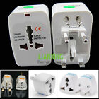 Universal Travel Power Charge Adapter Converter Plug AU EU UK to USA 5 Types