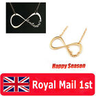 One Direction Infinity Directioner Word Letters Pendant Chain Necklace