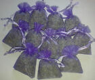 Dried Aromatic Provence Lavender Bags 7cm x 5cm