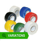 SelfFusing Repair Tape Silicone Rubber Hoses Rubber Hose All Colours 3m Metres