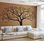 Superhuman Family Tree Wall Sticker Vinyl Art Home Decals Room Decor Mural Subsection