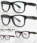 JEROX Acetate Nerd Geek Frames PHOTO-GREY TRANSITIONS UV400 Lens Reading Glasses