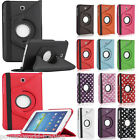 """LEATHER FOLDING FOLIO STAND CASE COVER FOR SAMSUNG GALAXY TAB 3 P3200 P3210 7.0"""""""