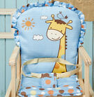 Portable Travel Infants Baby Kid Toddler Feeding High Chair Seat Cover New Cute