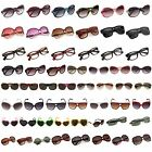 Womens Sunglasses Classic Fashion Gradient Color Large Round Frame Glasses New
