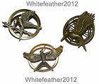 Hunger Games Mockingjay Catching Fire Pin Badge Sets