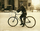 1914 BIRMINGHAM BICYCLE MESSENGER CHILD LABOR PHOTO LEWIS HINE Largest Sizes