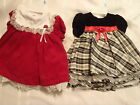 BRYAN Baby Girls Dress Diaper Cover Set NWT Choice 0-3 or 3-6 Month