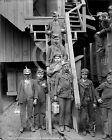 1900 BREAKER BOYS COAL MINE CHILD MINERS KINGSTON PHOTO LEWIS HINE Largest Sizes