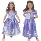 Disney Princess Classic Deluxe Sofia The First Childs Fancy Dress Kids Costume