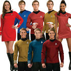 Licensed Adult Star Trek Movie Fancy Dress New Costume Ladies Mens Outfit on eBay