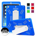 Friendly Impact Shock Proof Case Cover Kick Stand for Apple iPad Air 5 5th Gen