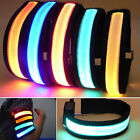 5 Color Cool Club Cocktail Safety Flashing LED Armband Flexible Outdoor Sports