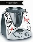 Thermomix Sticker Decal Bimby TM31 Adhesivo Autocollant REDBUTTERFLY