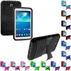 Hybrid Rugged Stand Cover Hard Case for Samsung Galaxy Tab 3 7.0 T210 P3200