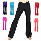 Dance Gym Yoga Jazz Pants 9 Colours Stretch Lycra All Sizes UK Quality Made