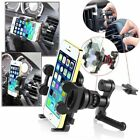 Car Holder Air Vent Mount for Apple Iphone Samsung HTC LG Cell Phone Cradle Kit
