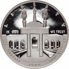 1984 S Los Angeles Olympics Proof Commemorative 90% Silver Dollar US Coin