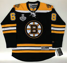 JAROMIR JAGR 2013 BOSTON BRUINS STANLEY CUP REEBOK PREMIER JERSEY NEW WITH TAGS