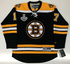 MILAN LUCIC 2013 BOSTON BRUINS STANLEY CUP RBK PREMIER JERSEY