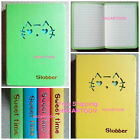 Lovely Cat Sweet Time Expression Notepad Notebook Diary Hardcover Book