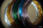 NEW!!! Aluminium Soft Crafting Wire 1.0mm Dia. Asstd. Colours x 10 metres (A3)
