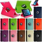Apple iPad Mini 2nd Generation PU Leather 360 Degree Rotating Case Cover Stand
