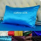 1 pc Top Grade 100% Silk Filled Pillows + 40MM 100% Silk Pillowcase