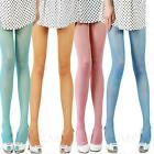 Womens Stockings Wedding Ladies Ultra Sheer Pantyhose Colorful Tights Dancewear