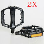 MTB BMX Cycling Road Mountain Bike Bicycle Aluminum Flat Cage Platform Pedals