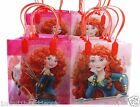 Disney Brave Party Favor Bags Goodie Loot Tote Candy Treats Gift - New Merida