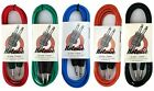 Pro Electric Guitar Lead Cable 3m (10ft) - Choice of Colours