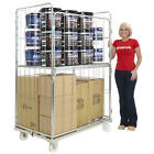 Roll Container Large Jumbo Demountable 3 Sizes Pallet Security Containers