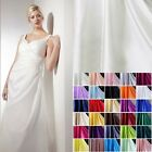 "1/2 Yard 16MM 100% Silk Fabric Bridal Clothing Sewing Quilting 45"" Breadth"