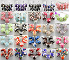 Lot MIX 22 Styles Silver Core Acrylic Beads Fit Charms Bracelet European CY717