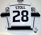 JARRET STOLL LOS ANGELES KINGS REEBOK NHL PREMIER JERSEY NEW WITH TAGS