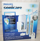 Philips Sonicare Toothbrush 2 Pack Healthy White Platinum Edition Diamond Clean