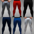 Mens Compression Base Layer Tights Leggings Skin  Pants Sport/Dance Wear
