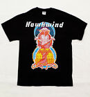 Hawkwind - Space Ritual - black t-shirt - Official - FAST SHIP