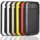 New Waterproof Shockproof Aluminum Gorilla Metal Cover Case for iPhone 4 4S 5 5S