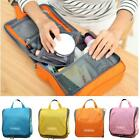 Travel Storage Makeup Toiletry Organizer Cosmetic Pruse Wash Hanging Bag - LD