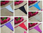 New Fashion Lady's Thong G-string Lingerie Underwear Knickers 7 Solid Colors