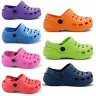 NEW KIDS INFANTS DE FONSECA SUMMER HOLIDAY BEACH SLIP ON MULE SANDALS UK 4-2.5