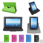 Rotating Leather Case Cover For 7 RCA Voyager RCT6773W22 Tablet TY1HW