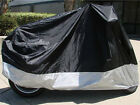 Standard Street Motorcycle Cover Scooter Moped All Weather Protection PM1BS