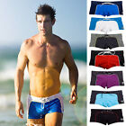 Men's Summer Swimwear Trunks Short Beach Pants Sexy Sports Swimming Boxers L05